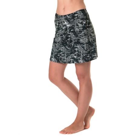 Skirt Sports Happy Girl Skirt (For Women)