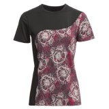 Skirt Sports Twilight T-Shirt - Short Sleeve (For Women)