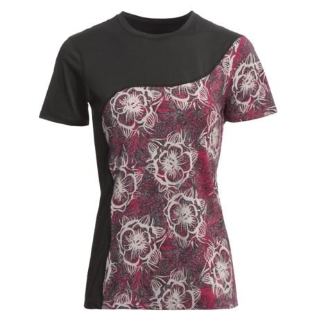 Skirt Sports Twilight T-Shirt - Short Sleeve (For Women)