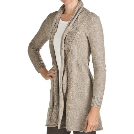J.G. Glover & CO. Peregrine by J.G. Glover Clifton Cardigan Sweater - Merino Wool (For Women)