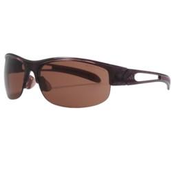 Adidas Adilibria Half-Rim Sunglasses - Large
