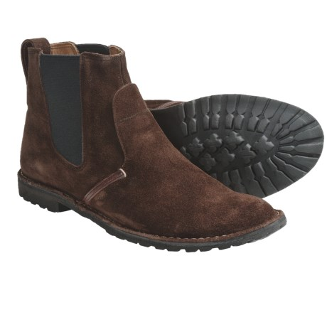 Timberland Earthkeepers Original Handcrafted Chelsea Boots - Suede (For Men)
