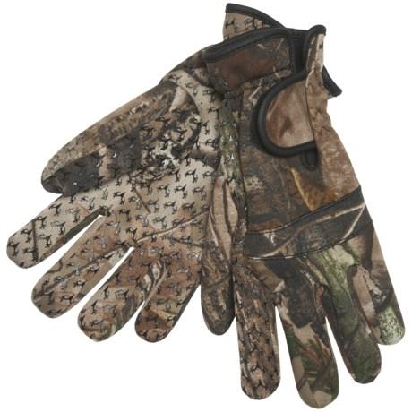 Jacob Ash Neoprene Hunting Gloves (For Men)