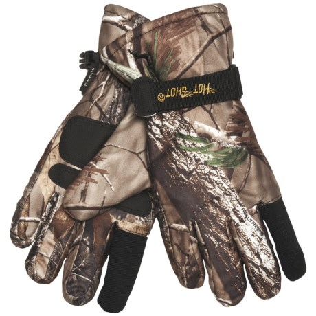 Jacob Ash Hunter Gore-Tex® Hunting Gloves - Waterproof, Insulated (For Men)