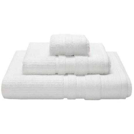 Espalma Boucle Crepe Bath Towel - Zero-Twist Cotton