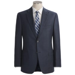 Jack Victor Loro Piana Wool Suit - Plaid (For Men)