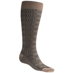 Byford® Glen Plaid Socks - Pima Cotton, Over-the-Calf (For Men)