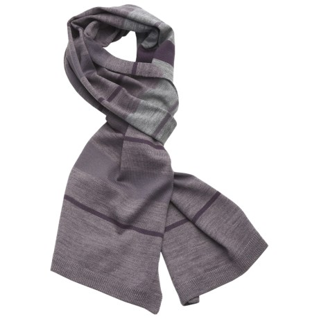 Icebreaker Mayfair Scarf - Merino Wool (For Men and Women)