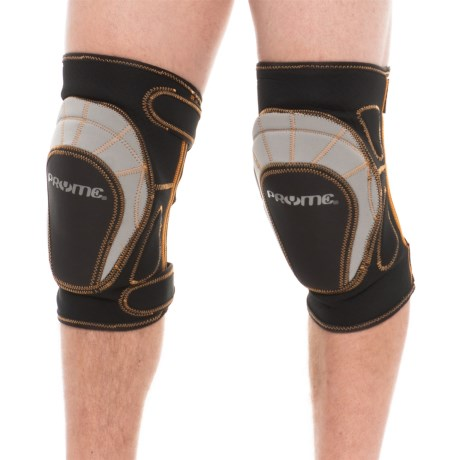 Pryme DLX Slim Soft Knee Pads
