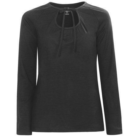 Icebreaker Superfine 150 Zenith Shirt - Merino Wool, Long Sleeve (For Women)