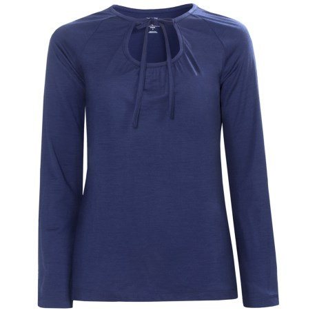 Icebreaker Superfine 150 Zenith Shirt - Merino Wool, Long Sleeve (For Women)