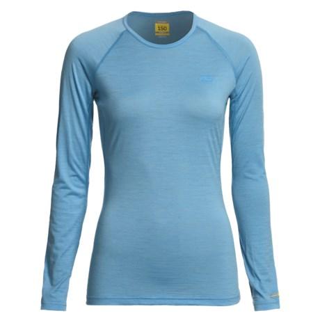 Icebreaker Bodyfit 150 Atlas Base Layer Top - Merino Wool, Long Sleeve (For Women)
