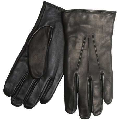 Cire by Grandoe Thor Sensor Touch Gloves - Leather (For Men)