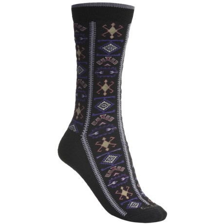Goodhew Persian Socks - Merino Wool, Mid Calf (For Women)