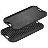 Lodge Reversible Pro Grid Cast Iron Griddle/Grill