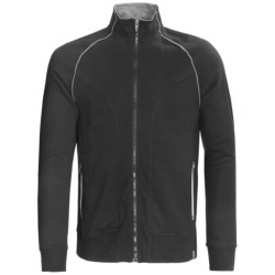 tasc 101 Fleece Jacket - UPF 50+, Full Zip (For Men)