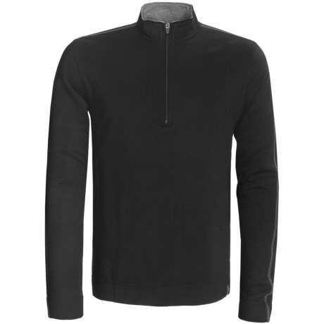 tasc Performance tasc Piedmont Fleece Pullover - UPF 50+, Zip Neck, Long Sleeve (For Men)
