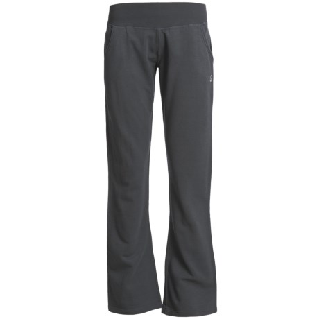 Tasc Chamonix Fleece Pants - UPF 50+, Organic Cotton Blend (For Women)