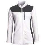 tasc Performance tasc Chamonix Fleece Jacket - UPF 50+, Organic Cotton (For Women)