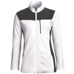 tasc Chamonix Fleece Jacket - UPF 50+, Organic Cotton (For Women)