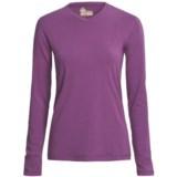Tasc Core Shirt - UPF 50+, Organic Cotton, Long Sleeve (For Women)