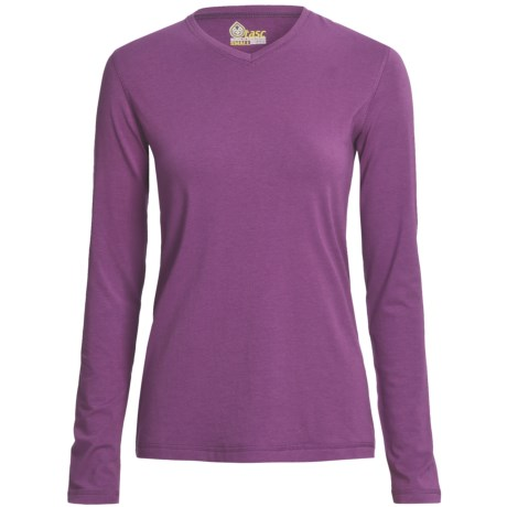 Tasc Core Shirt - UPF 50+, Organic Cotton, Long Sleeve (For Women)