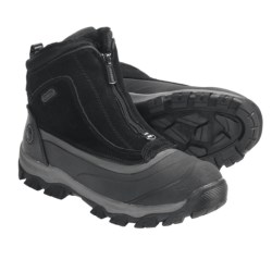 Khombu Summit Zip 3 Winter Boots - Waterproof (For Men)