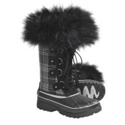 Khombu Arctic Novelty Winter Boots (For Women)