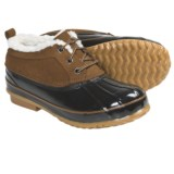 Khombu Glossy Winter Boots (For Women)