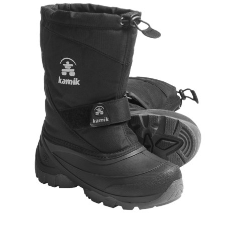 Kamik Frostfire Winter Boots (For Youth Boys and Girls)