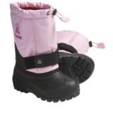 Kamik Rocket Winter Boots (For Little Girls)