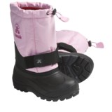 Kamik Rocket Winter Boots (For Youth Girls)