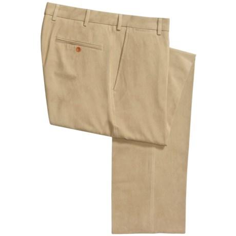 Scott Barber Kirk Pants - Silk-Cotton (For Men)