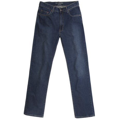Scott Barber Denim Jeans - Classic Fit (For Men)