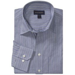 Scott Barber Hadley Bold Stripe Sport Shirt - Spread Collar, Long Sleeve (For Men)