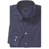 Scott Barber Andrew Fancy Stripe Sport Shirt - Long Sleeve (For Men)
