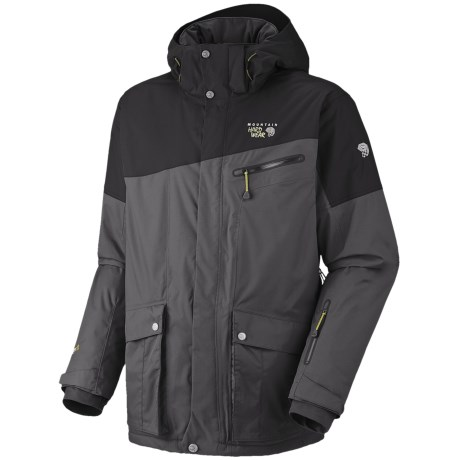 Mountain Hardwear Automator Dry.Q Core Jacket - Waterproof, Insulated (For Men)