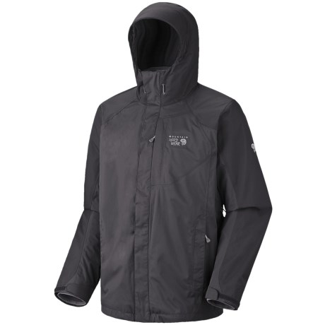 Mountain Hardwear Eturnia Trifecta Dry.Q Core Jacket - Waterproof, 3-in-1 (For Men)