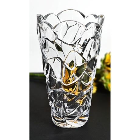 Nachtmann Petals Crystal Vase