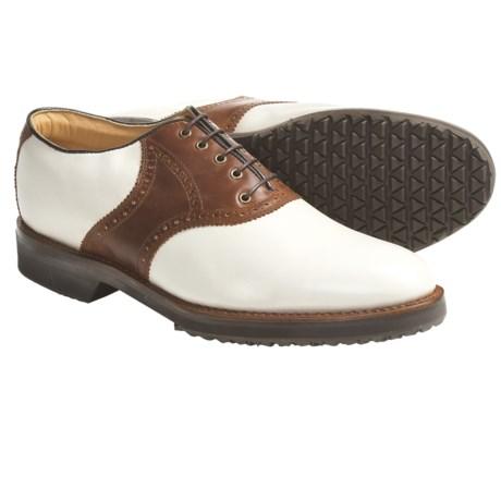 Stuart & Laud Pennick Golf Shoes - Leather (For Men)