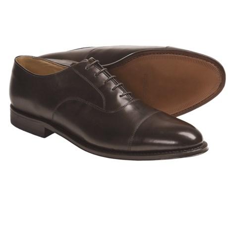 Stuart & Laud Peyton Shoes - Calfskin, Oxfords (For Men)