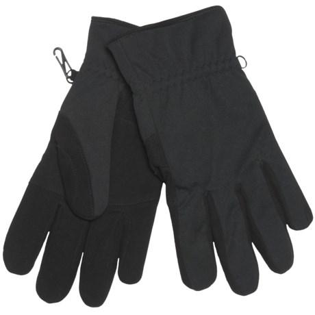 Jacob Ash Attaboy Active Fleece Gloves - Insulated (For Men)