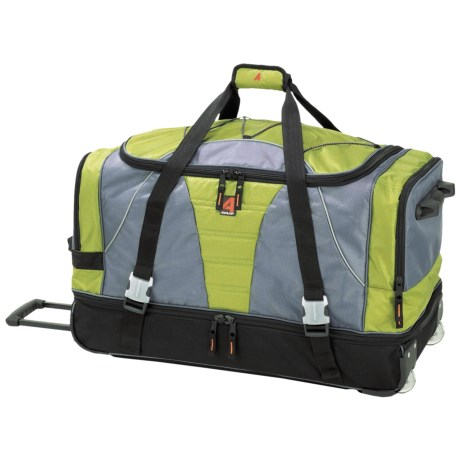 Athalon Rolling Equipment Duffel Bag