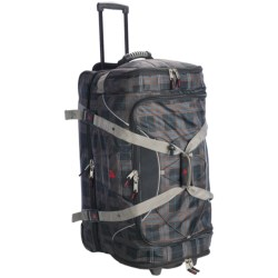 """Athalon Under/Over Rolling Duffel Bag - 29"""""""