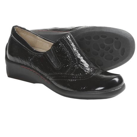 Wolky Berlin Shoes - Leather, Slip-Ons (For Women)