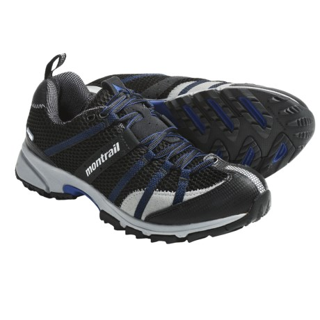 Montrail Mountain Masochist OutDry® Trail Running Shoes - Waterproof (For Men)