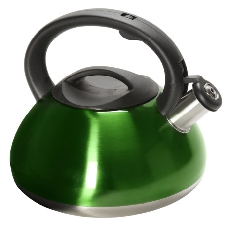 Creative Home Stainless Steel Tea Kettle - 3-Quart