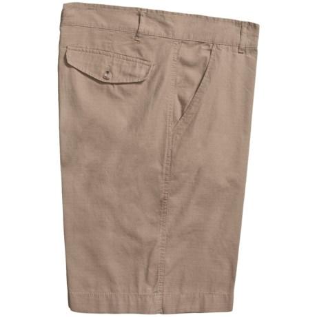 Martin Gordon Ripstop Cotton Shorts (For Men)