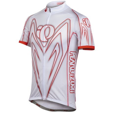 Pearl Izumi PRO Climbers Cycling Jersey - Full Zip, Short Sleeve (For Men)