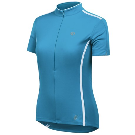 Pearl Izumi SELECT Cycling Jersey - UPF 40+, Zip Neck, Short Sleeve (For Women)